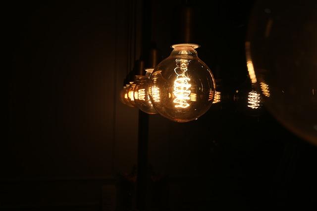 kulaté žárovičky