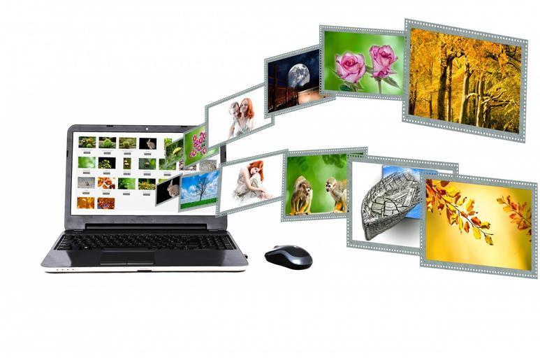 notebook s obrázky